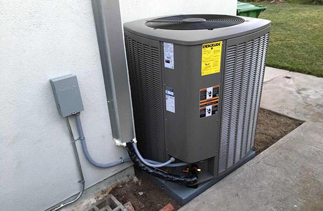 AC installation in Glendale